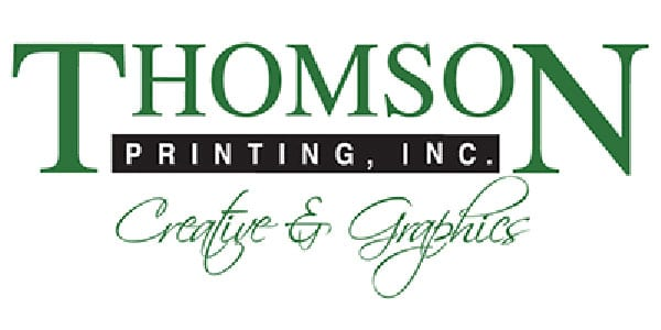 Thomson Printing logo