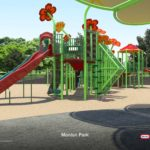Manion Playground rendering.